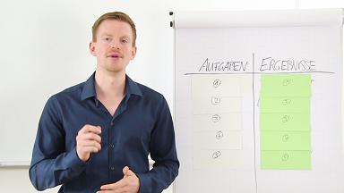 Video 2 - Ergebnisse statt Aufgaben