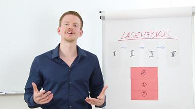 Video 1 - Laserfokus Methode