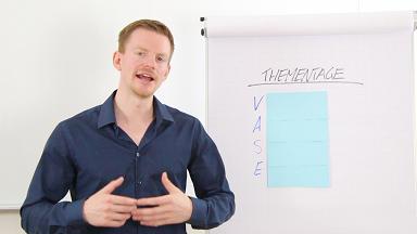 Video 3 - Wochenstruktur VASE